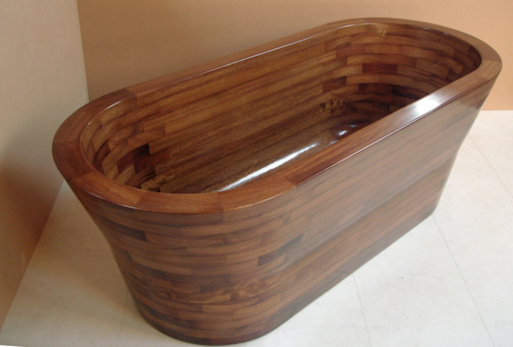 Wooden Bath Range by Wooden Baths Limited