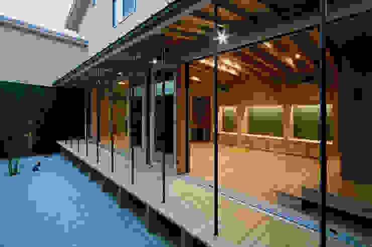 Garden 一級建築士事務所 Kenso Architects オリジナルな 庭