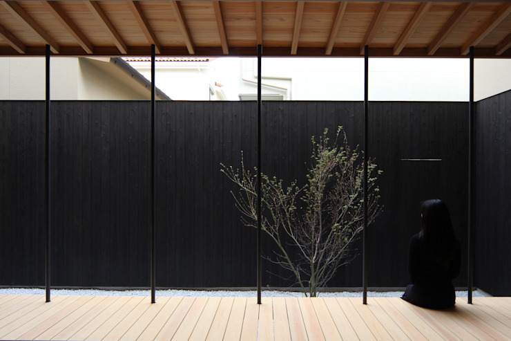 Garden2: 一級建築士事務所 Kenso Architectsが手掛けた庭です。,オリジナル