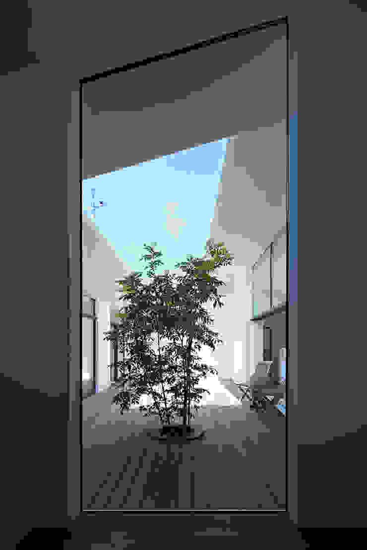 箱森町の家 モダンな庭 の 石井秀樹建築設計事務所 モダン