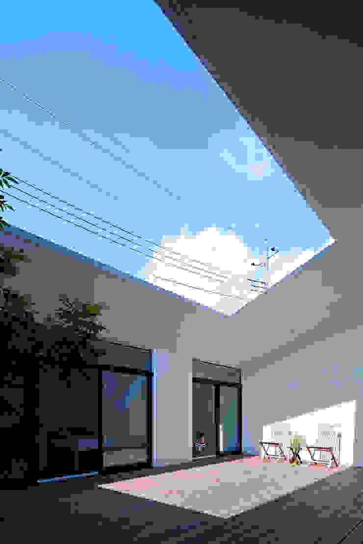 箱森町の家 モダンな 家 の 石井秀樹建築設計事務所 モダン