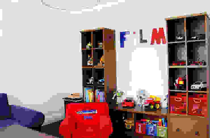 غرفة الاطفال تنفيذ homify,