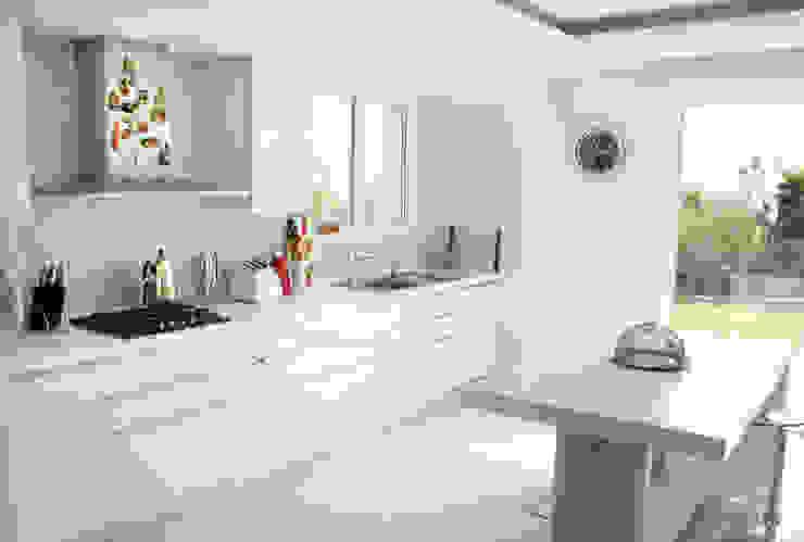 Paisajismo de interiores de estilo  por As Tasarım - Mimarlık