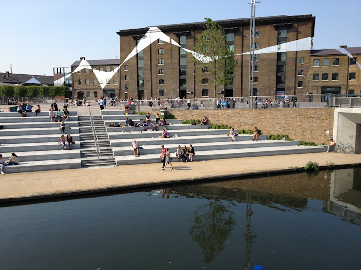 Kings Cross Central par Allies & Morrison