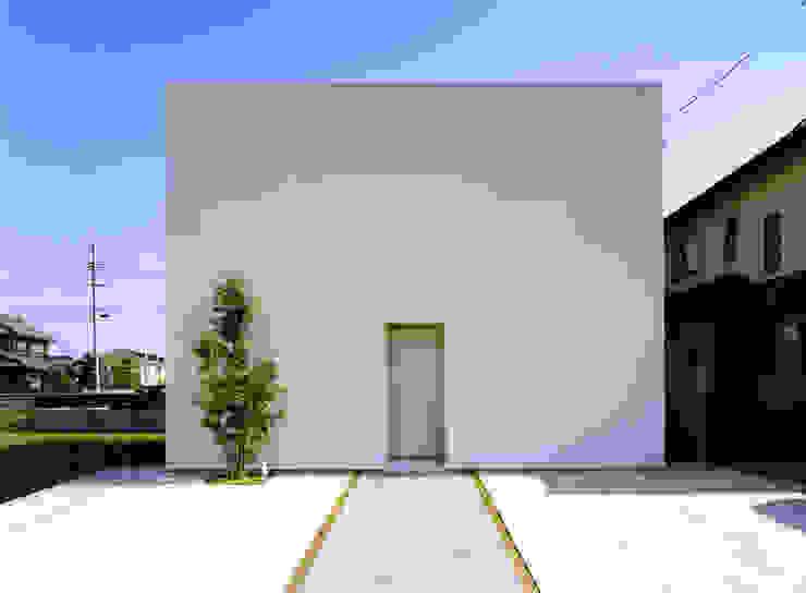白い箱の家(White Box) 小野明一級建築士事務所 株式会社小野コーポレーション