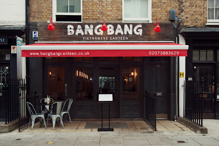 ​BANG BANG CANTEEN by Arm & Eye