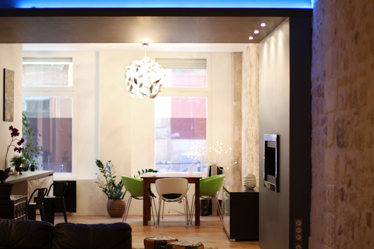 Salle à manger Salle à manger moderne par BIENSÜR Architecture Moderne