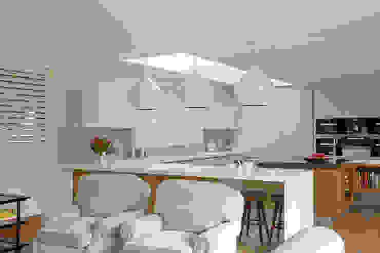 TNESC Kitchen shutters : minimalist  by The New England Shutter Company , Minimalist