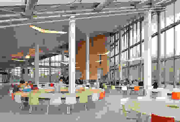Centrum voor Levenswetenschappen van Rudy Uytenhaak Architectenbureau