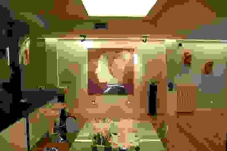 Apartamento en el Barrio de las Letras Casas de estilo moderno de ABR ARQUITECTOS Moderno