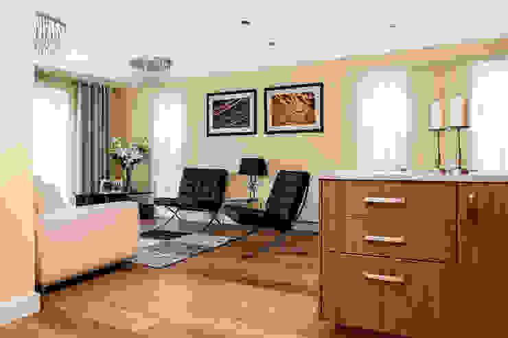 Livingroom Salon moderne par Lujansphotography Moderne
