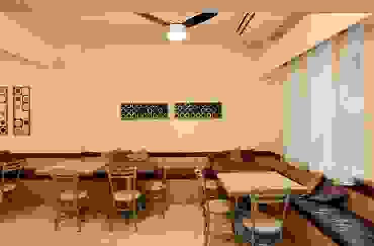 Hotel Novo Mundo – Cozinha/Refeitório dos Funcionários Hotéis modernos por DG Arquitetura + Design Moderno