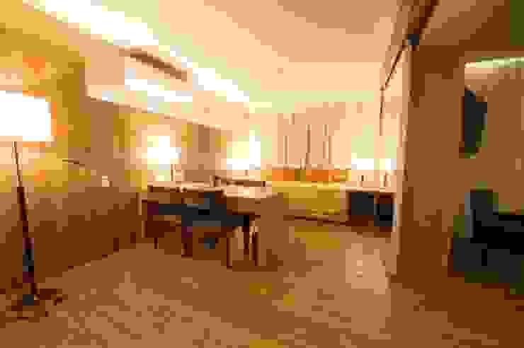 Hotel Novo Mundo – Suíte Hotéis modernos por DG Arquitetura + Design Moderno