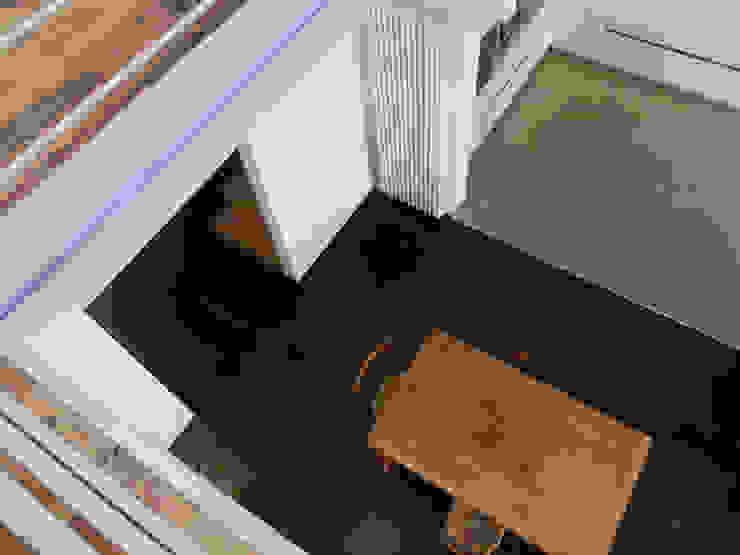 Ristrutturazione di terratetto a Viareggio Sala da pranzo minimalista di Giuseppe Cipolla Architetto Minimalista