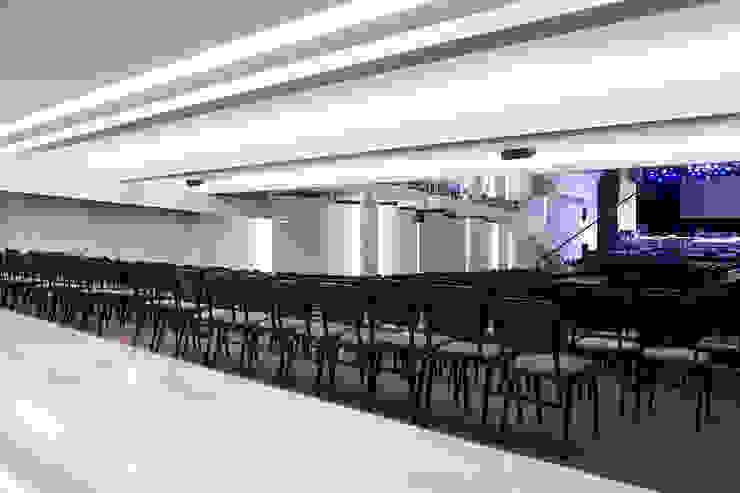 Trapézio FCM Arquitetura Paredes e pisos modernos