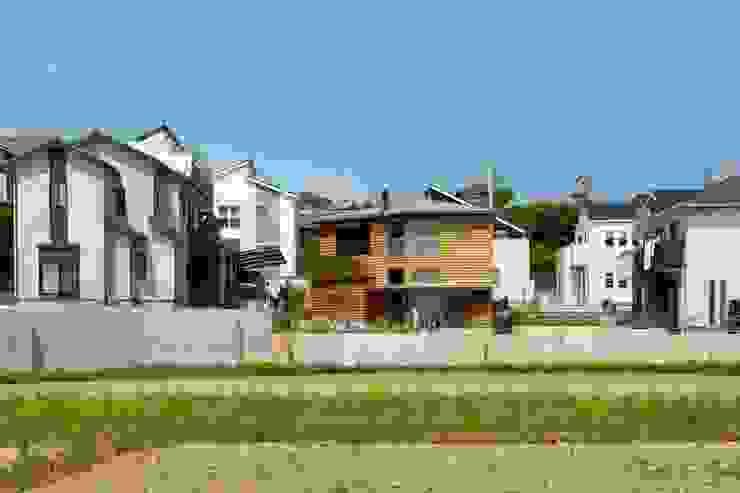 はざまの家 オリジナルな 家 の 株式会社間宮晨一千デザインスタジオ オリジナル