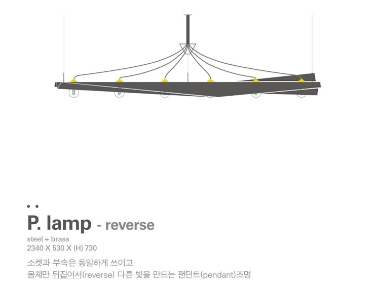 Mp p.lamp - reverse by Metal Play
