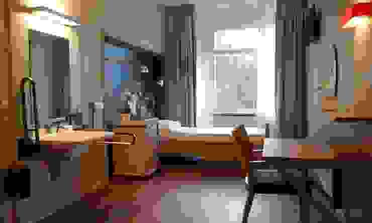 GERIATRISCH REVALIDATIECENTRUM, AMSTERDAM Moderne gezondheidscentra van INPLUS INTERIEURARCHITECTUUR Modern