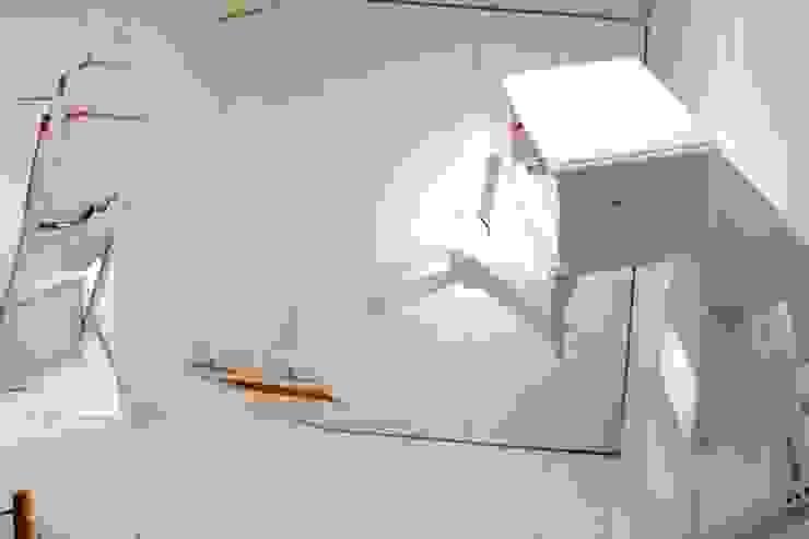 Espaces commerciaux modernes par PEANUT DESIGN STUDIO Moderne