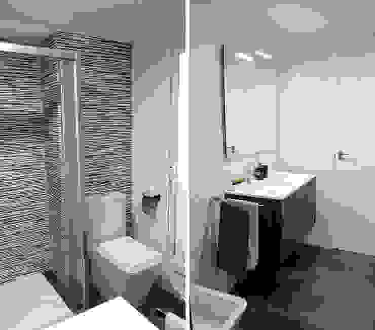 Moderne badkamers van PEANUT DESIGN STUDIO Modern