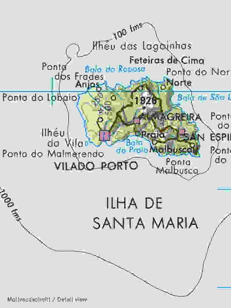 Santa Maria von EXTRATAPETE Skandinavisch