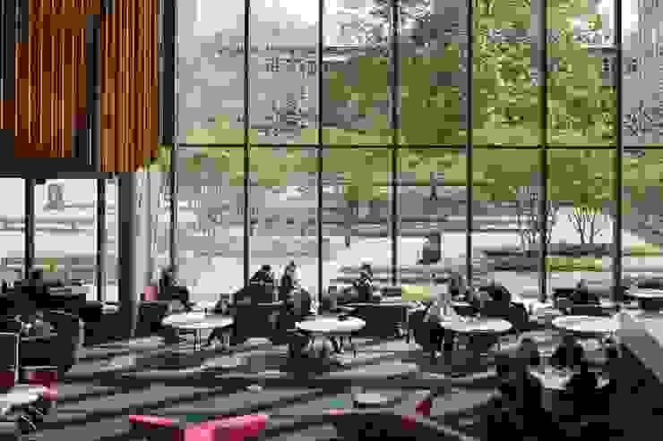 John Henry Brookes Building, Oxford Brookes University by Design Engine Modern