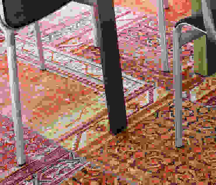 VINTAGE FUSION T di sartori-rugs Moderno