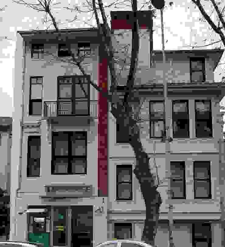 TGG İnşaat Yeniköy Öztek Mimarlık Restorasyon İnşaat Mühendislik Klasik
