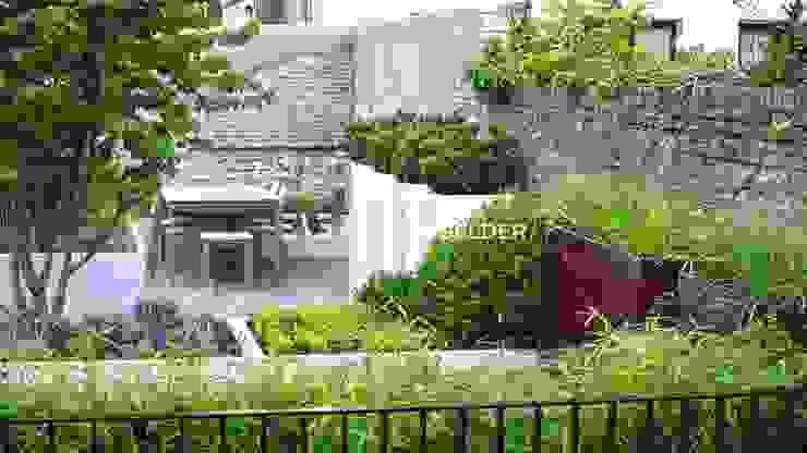 Daktuin Dordrecht Moderne tuinen van ERIK VAN GELDER | Devoted to Garden Design Modern