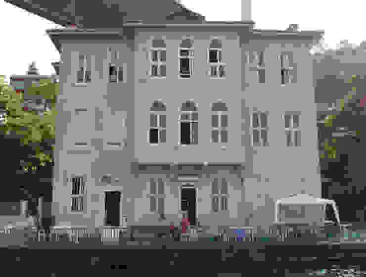 Rumelihisarı Yalı Restorasyonu Öztek Mimarlık Restorasyon İnşaat Mühendislik Klasik