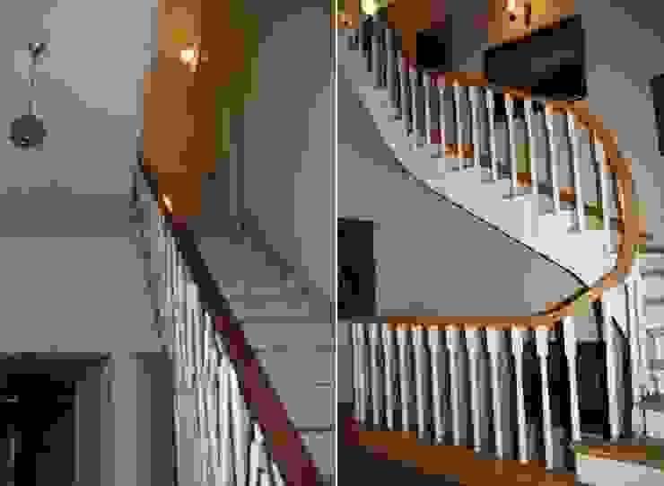 Rumelihisarı Yalı Restorasyonu Klasik Koridor, Hol & Merdivenler Öztek Mimarlık Restorasyon İnşaat Mühendislik Klasik
