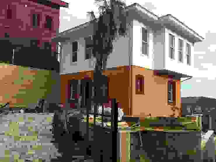 Öztek Mimarlık Restorasyon İnşaat Mühendislik Classic style houses