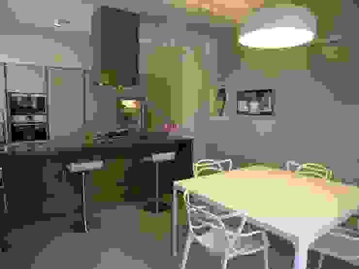 Alfonso D'errico Architetto Modern Kitchen