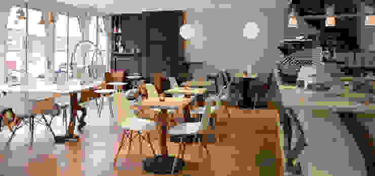 Rustic style gastronomy by Jan Gunneweg Rustic