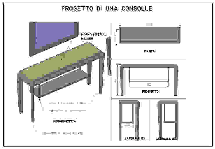 Consolle di Alfonso D'errico Architetto Classico