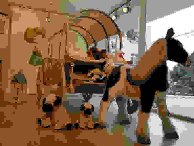 Lacote Design – LACOTE Çiftlik temalı  bebek ve çocuk odası : modern tarz , Modern