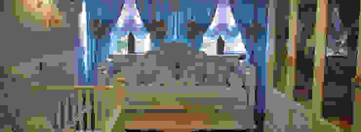 Lacote Özel sipariş bebek odası tasarımı Lacote Design Klasik