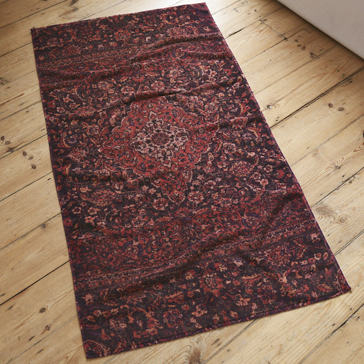persian style towel: rustic  by Fate London, Rustic