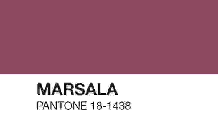 Pantone colour of 2015 de Fate London Rústico