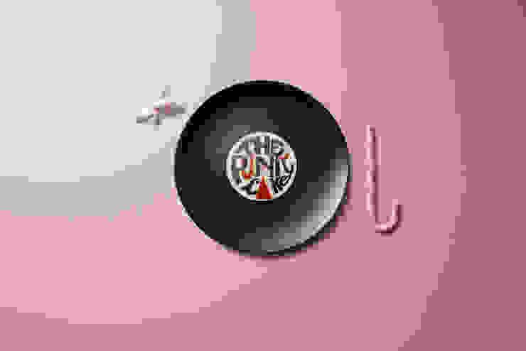 Longplate – Porcelane plate 21 cm di Mamado srl
