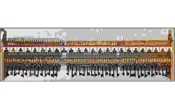 Les clés du sil par GALERIE KO21 Moderne