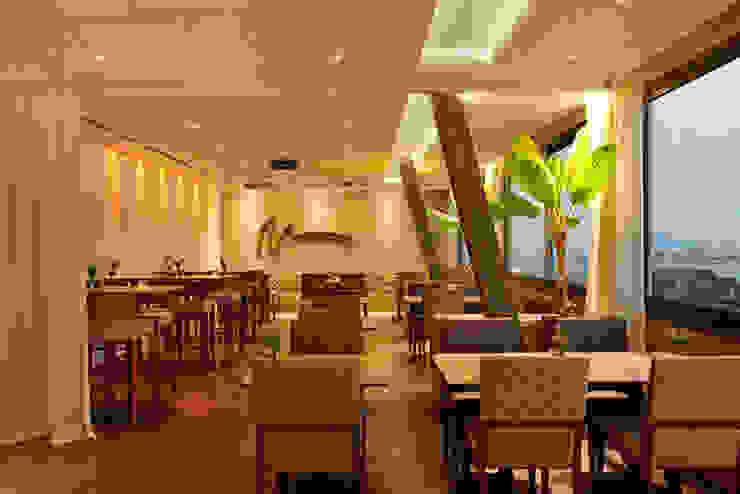 Panamera Bistrô Espaços gastronômicos modernos por DG Arquitetura + Design Moderno