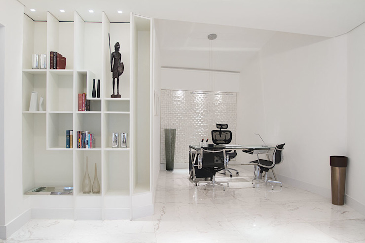 modern  by FCM Arquitetura, Modern