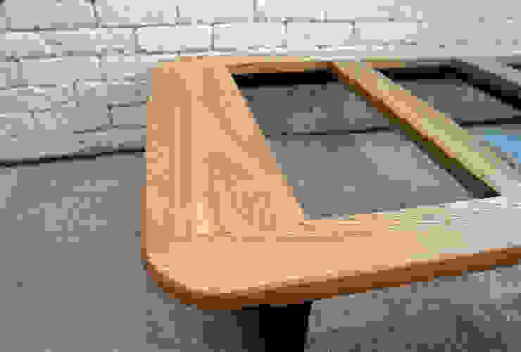 Modern leather sofa: Design-namu의 현대 ,모던