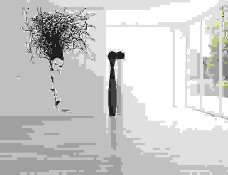 VIENZZO en la pared - Art in Plastic de vienzzoart Minimalista