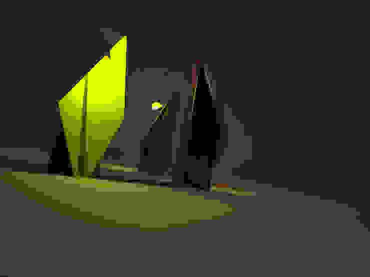 Nocturne par Vincent Collomb Industriel