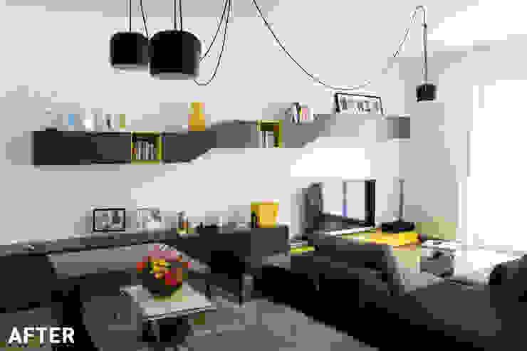 от Davide Mori Studio Architettura e Design Модерн