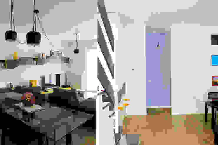 Modern houses by Davide Mori Studio Architettura e Design Modern