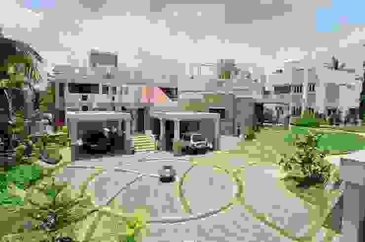 Bhakti Baug Rooms by Rajanikant Machhar + Nishant Machhar Architects