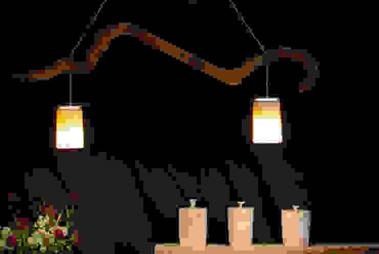 Hängeleuchte Amiculo duo von material + keramik Klassisch